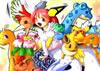 Pokemon find the alphabets